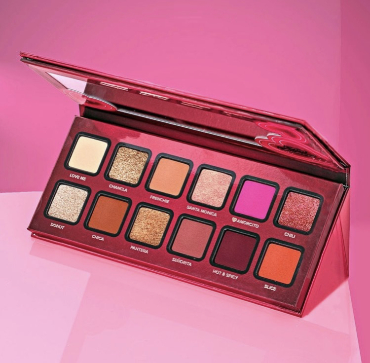 Too Faced x Mariale Eyeshadow & Cheek Palette Collaboration