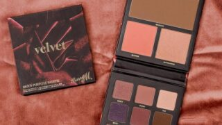 Barry M Velvet Multi Purpose Palette