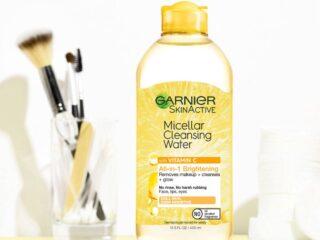 Garnier Micellar Cleansing Water with Vitamin C