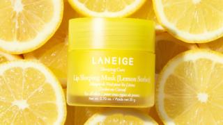 Laneige Lemon Sorbet Lip Sleeping Mask