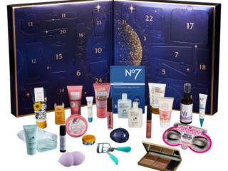 Macmillan 24 Days Of Beauty Advent Calendar 2020 Contents Reveal