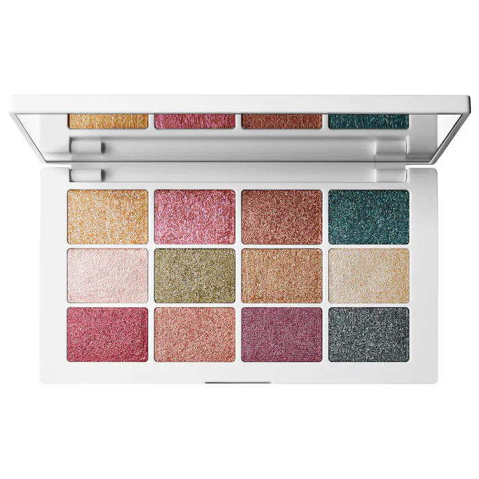 Makeup By Mario Master Metallics Eyeshadow Palette (2)