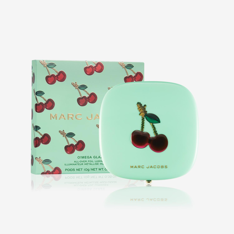 Marc Jacobs Very Merry Cherry O!Mega Glaze All Over Foil Luminizer
