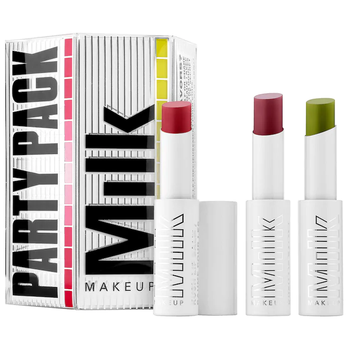 Milk Makeup Party Pack KUSH Lip Balm Trio