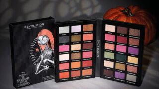 Revolution x Disney Sally The Nightmare Before Christmas Eyeshadow Palette