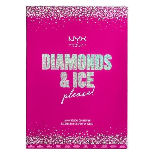 NYX Diamonds & Ice Please Advent Calendar