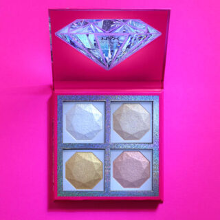 NYX Diamonds & Ice Please Highlighting Palette