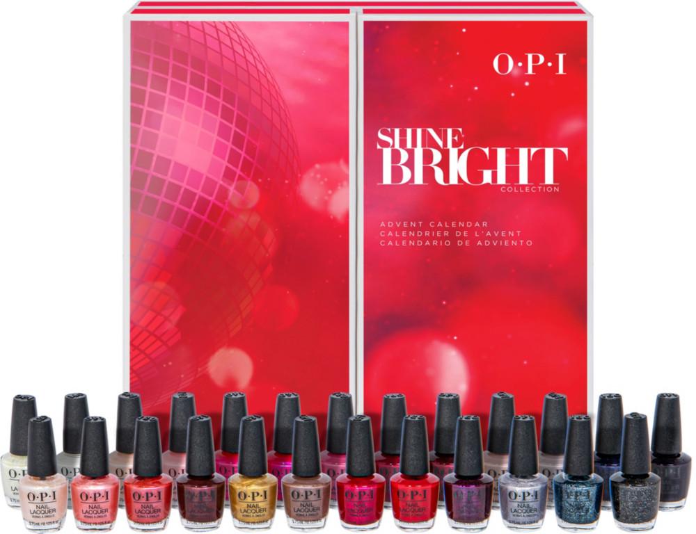 OPI Shine Bright Advent Calendar 2020 Contents Reveal!