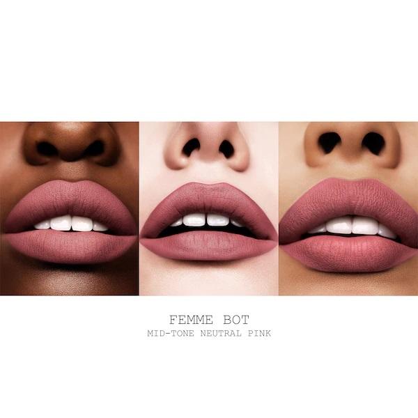 Pat McGrath Mini FemmeBot Fetish Lip Balm Trio