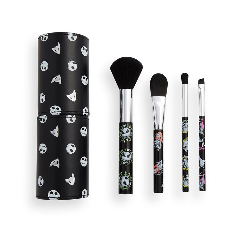 Revolution x Disney The Nightmare Before Christmas Brush Set