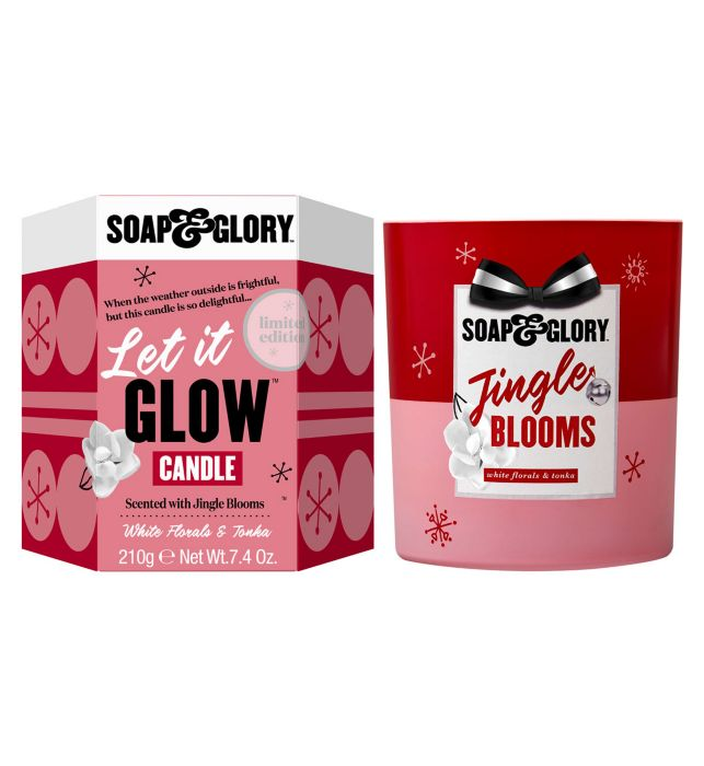 Soap & Glory Let It Glow Candle