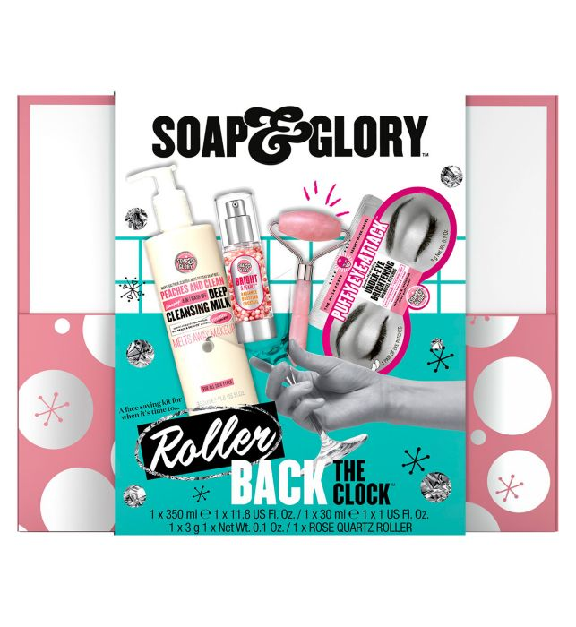 Soap & Glory Roller Back The Clock Collection Christmas Gift Set