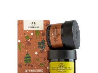 The Body Shop Day And Night Mask Duo