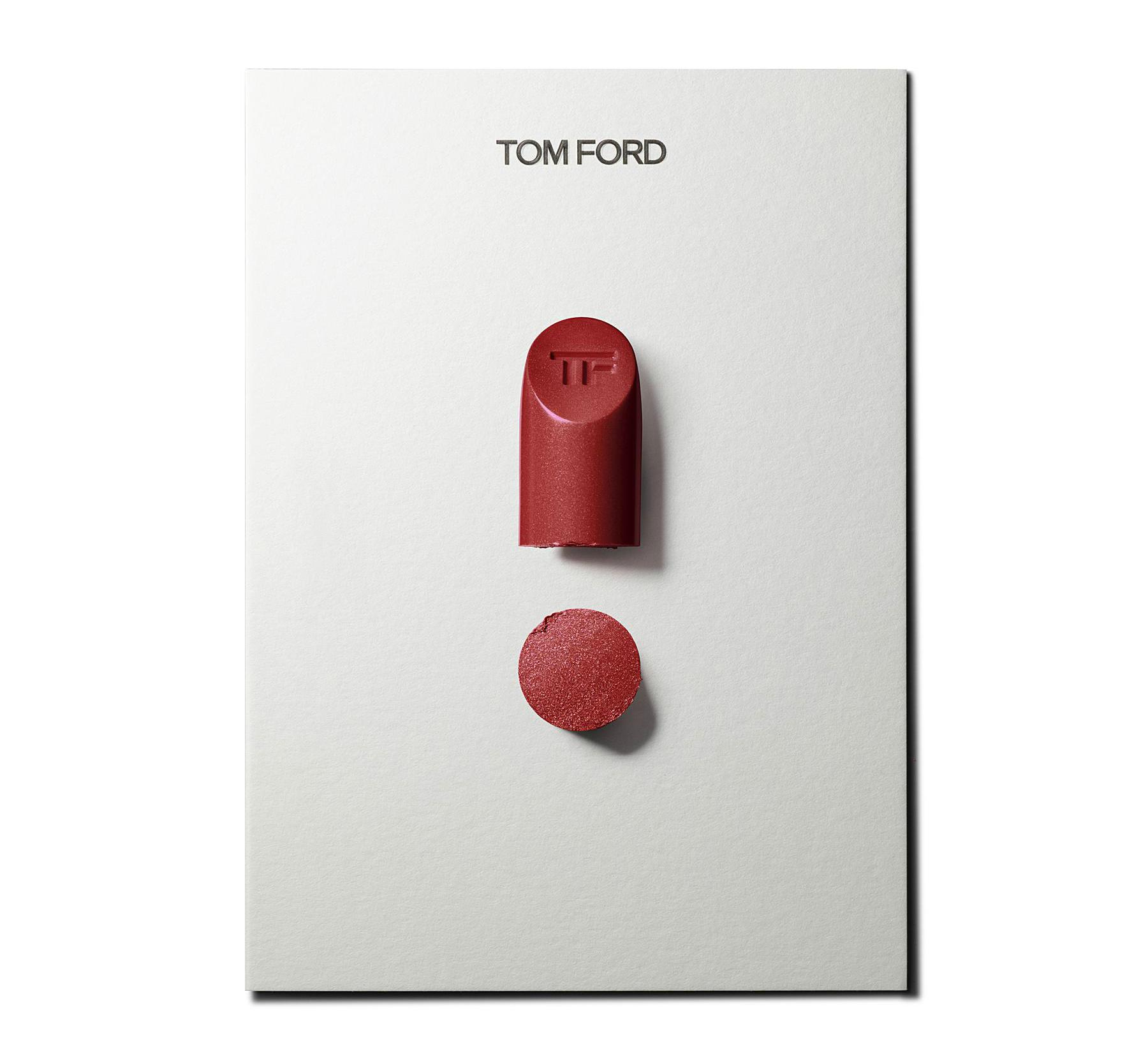 Tom Ford Limited Edition Metallic Lipstick Gift Set