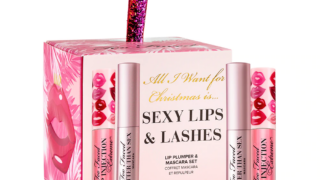 Too Faced All I Want For Christmas is Sexy Lips and Lashes Set