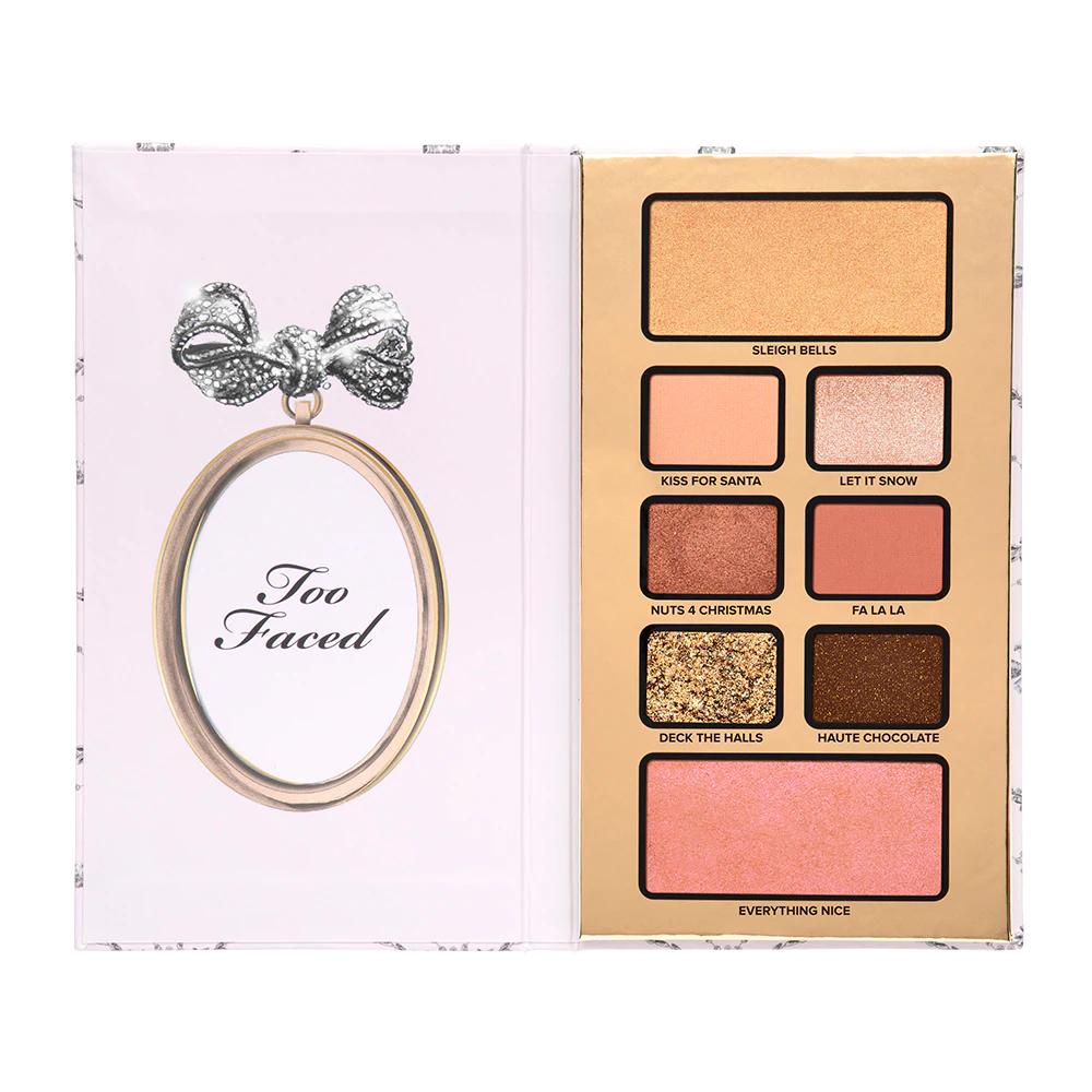 Too Faced Enchanted Wonderland Makeup Set Holiday 2020