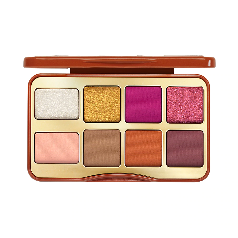 Too Faced Gingerbread Spice Mini Eye Shadow Palette Holiday 2020 (2)