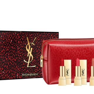 YSL Rouge Pur Couture Trio Makeup Gift Set 2020