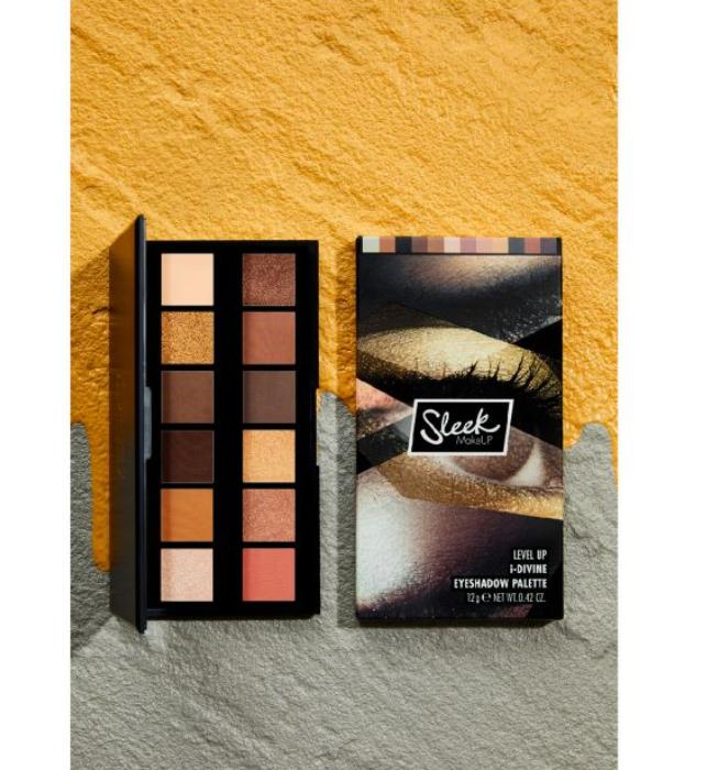 Sleek Makeup Level Up I Divine Palette