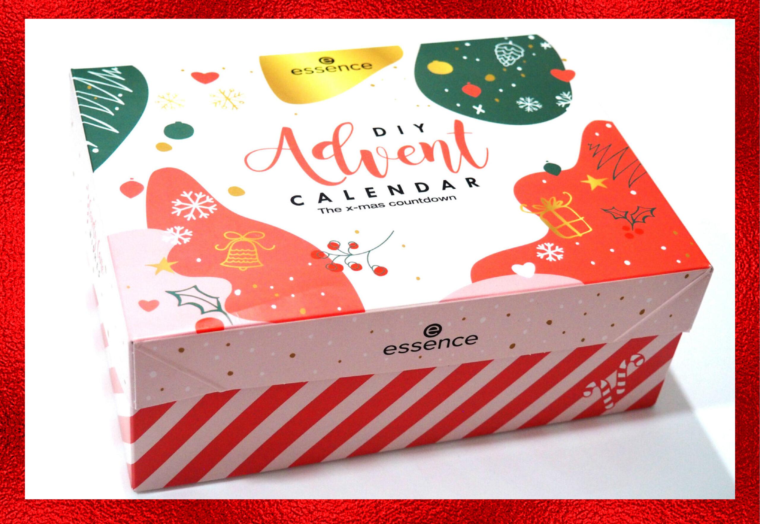 Essence DIY Advent Calendar 2020 Review