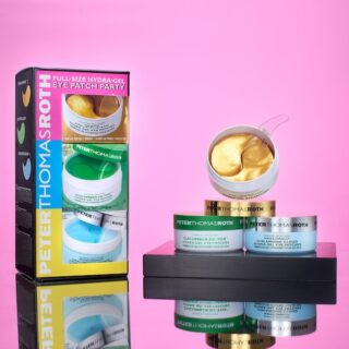 Peter Thomas Roth Eye Patch Party Set