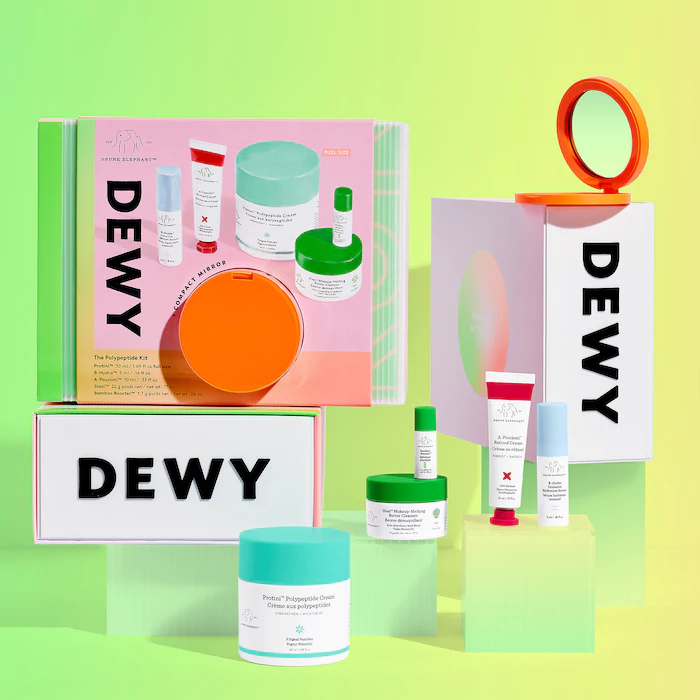 Drunk Elephant Dewy The Polypeptide Kit