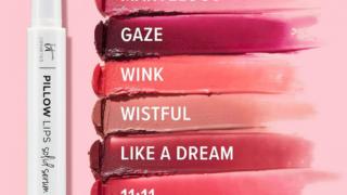 IT Cosmetics Pillow Lips Solid Serum Tinted Lip Gloss