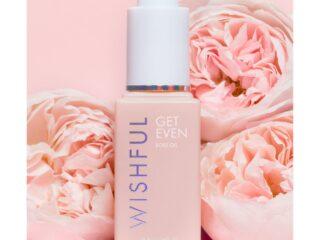 Huda Beauty Wishful Get Even Rose Oil