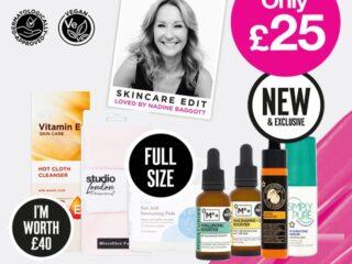 Superdrug x Nadine Baggott The Complete Skincare Edit