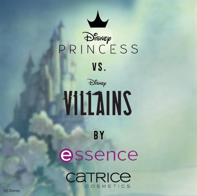 Essence x Disney Princess Collection