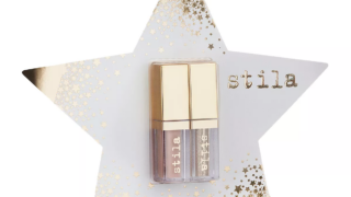 Stila Gold Dust Double Dip Suede Shade Ornament