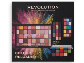 Revolution Colour Reloaded Eyeshadow Set
