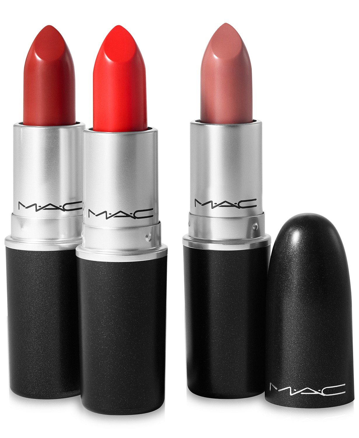 MAC Frosted Firework Sleigh All Day Lipstick Set