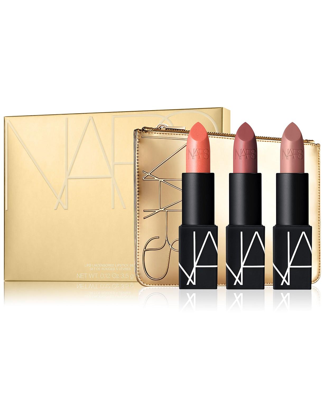 NARS Lip Uncensored Lipstick Set