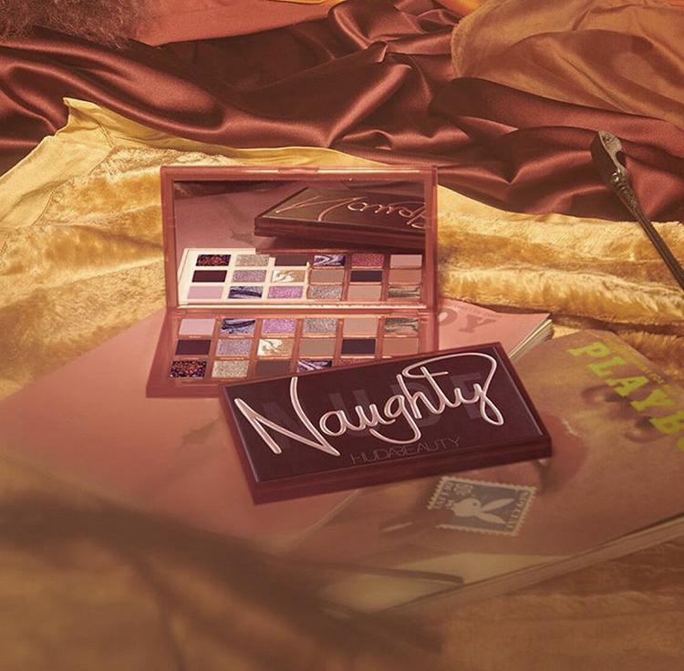 Huda Beauty Naughty Nude Eyeshadow Palette