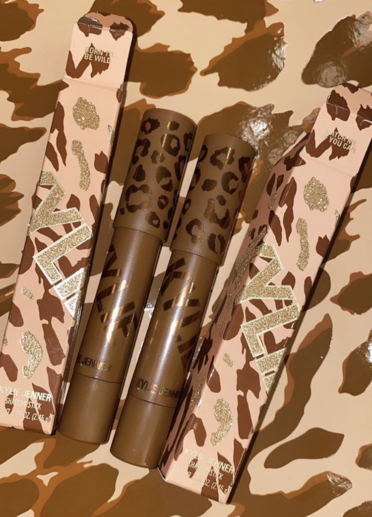 Kylie Cosmetics Wild Thing Leopard Collection