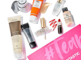 Lookfantastic Celebration of Beauty Box October 2020