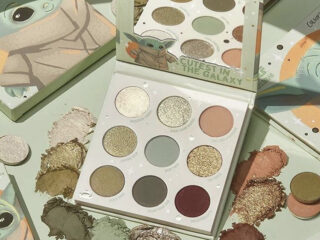 ColourPop x The Child Collection