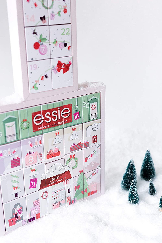 Essie Nail Polish Christmas 2020 Advent Calendar