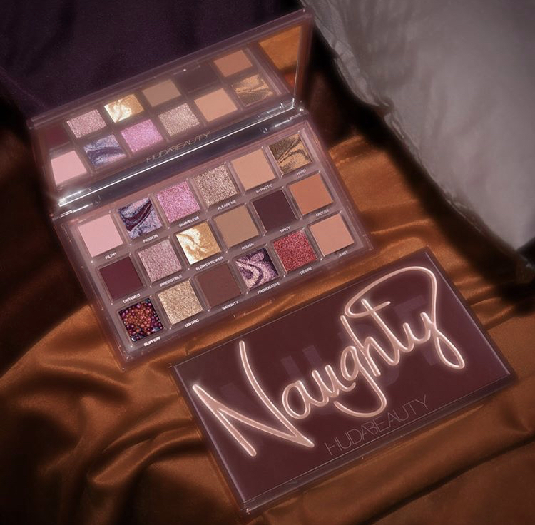 .Eye Makeup Naughty Eyeshadow Shimmer Matte Nude Eye