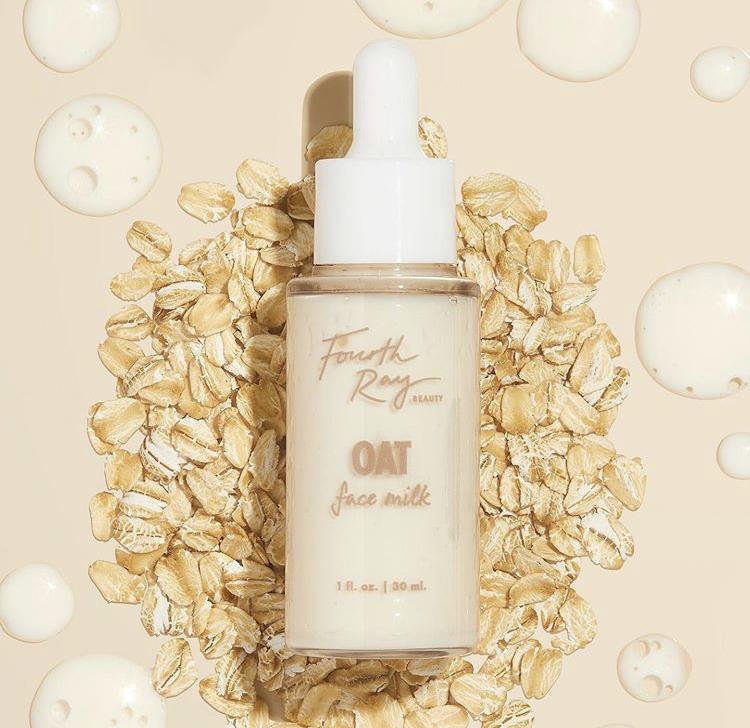 Fourth Ray Beauty Oat Face Milk