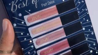 Jouer Best of Metallics Part Deux Deluxe Lip Crème Set