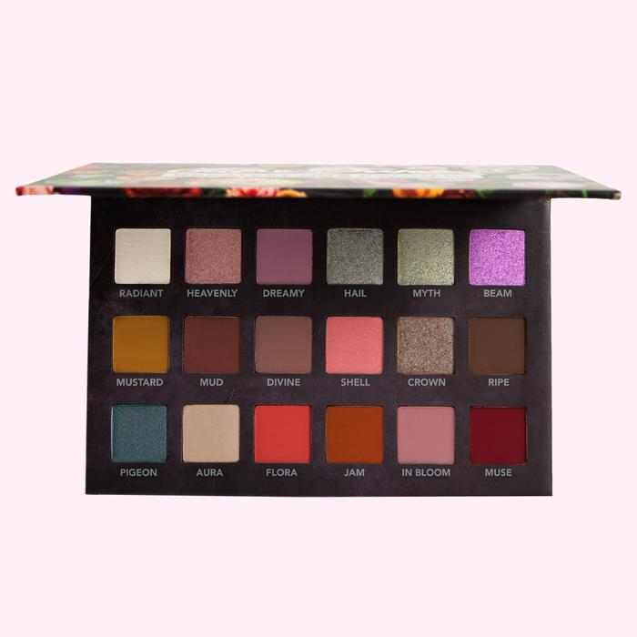 Lime Crime Greatest Hits Bangers Shadow Palette