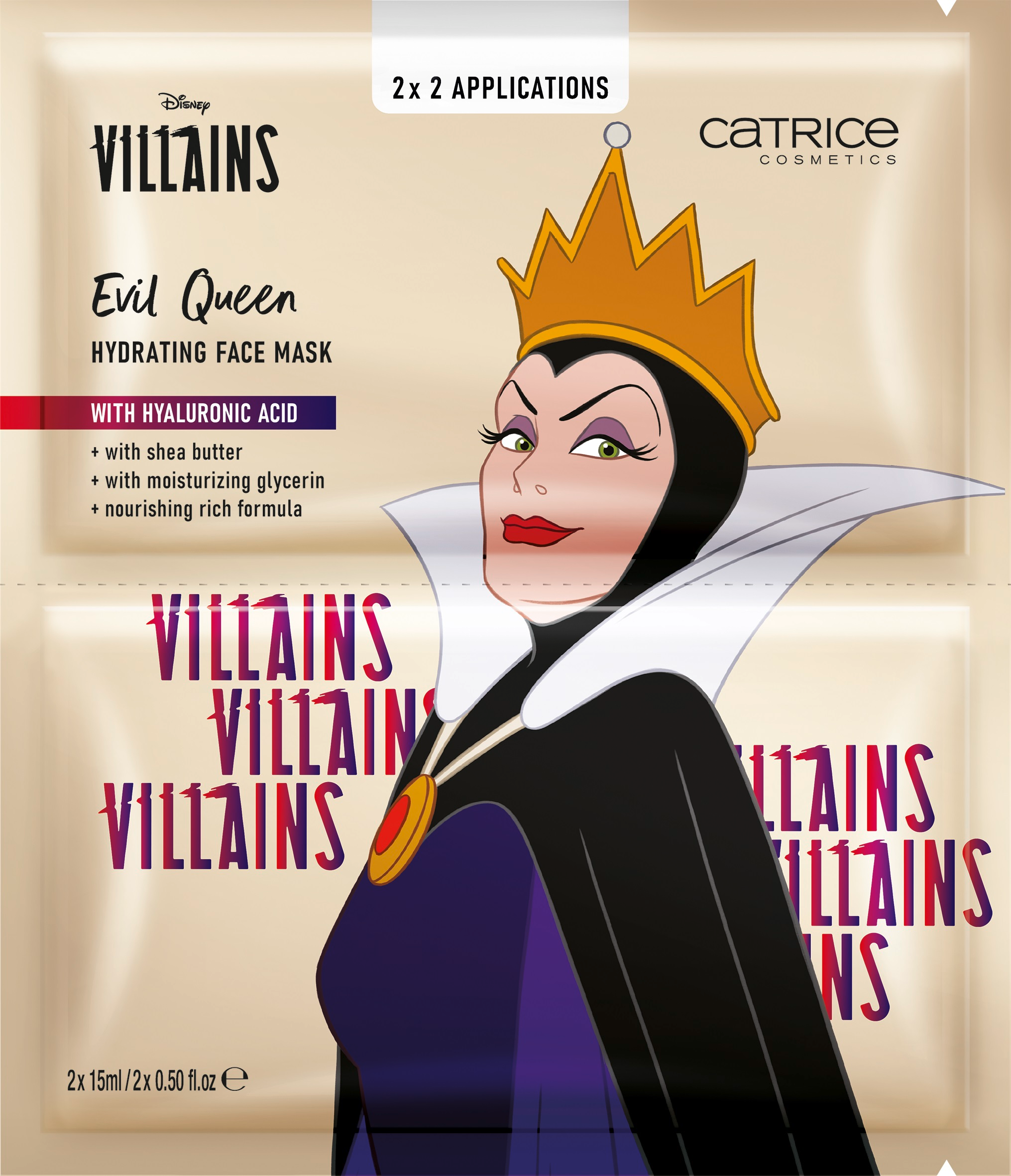 Catrice x Disney Villains Collection