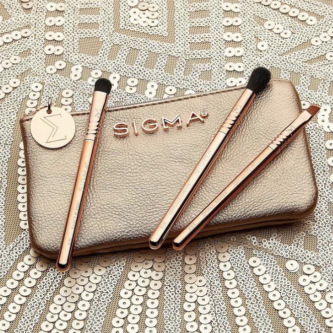 Sigma Beauty Petite Perfection Brush Set