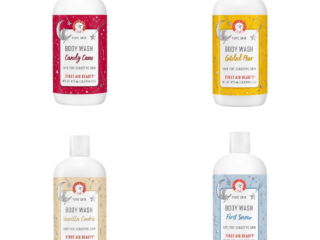First Aid Beauty Pure Skin Body Wash Holiday Collection