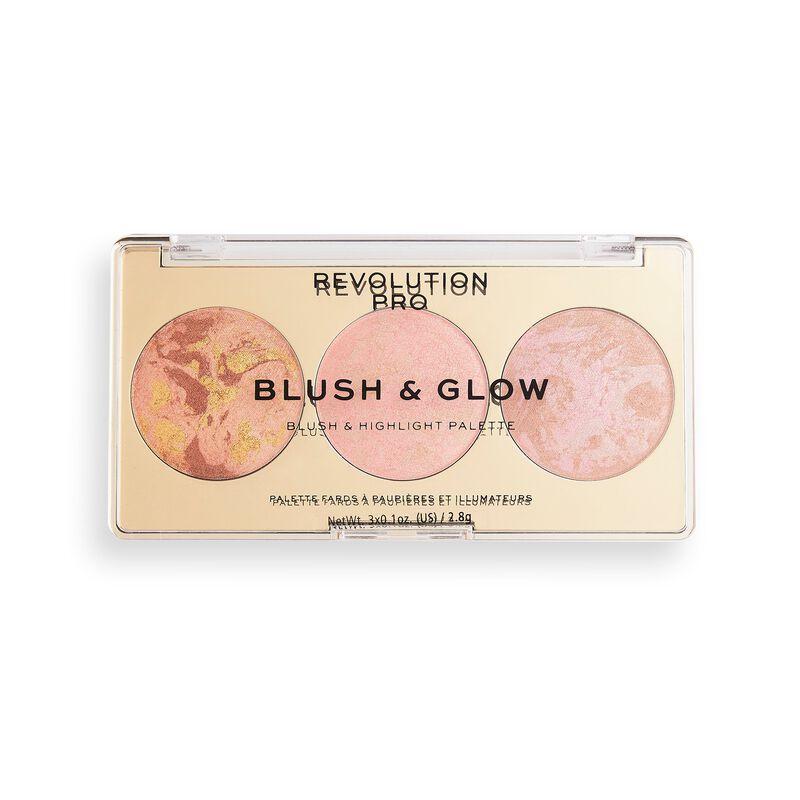 Revolution Pro Blush & Glow Face Palette