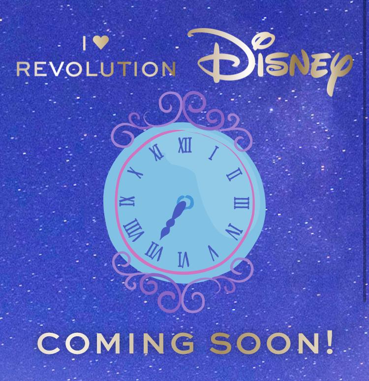 I Heart Revolution x Disney Collaboration