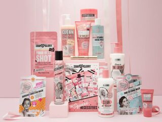 Soap & Glory The Square Necessities Christmas Gift Set | BOOTS STAR GIFT OF THE WEEK!