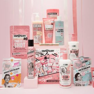 Soap & Glory The Square Necessities Christmas Gift Set   BOOTS STAR GIFT OF THE WEEK!